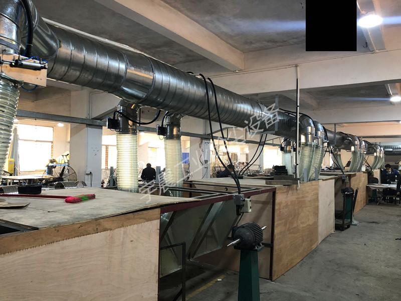 家具厂除尘器案例图片