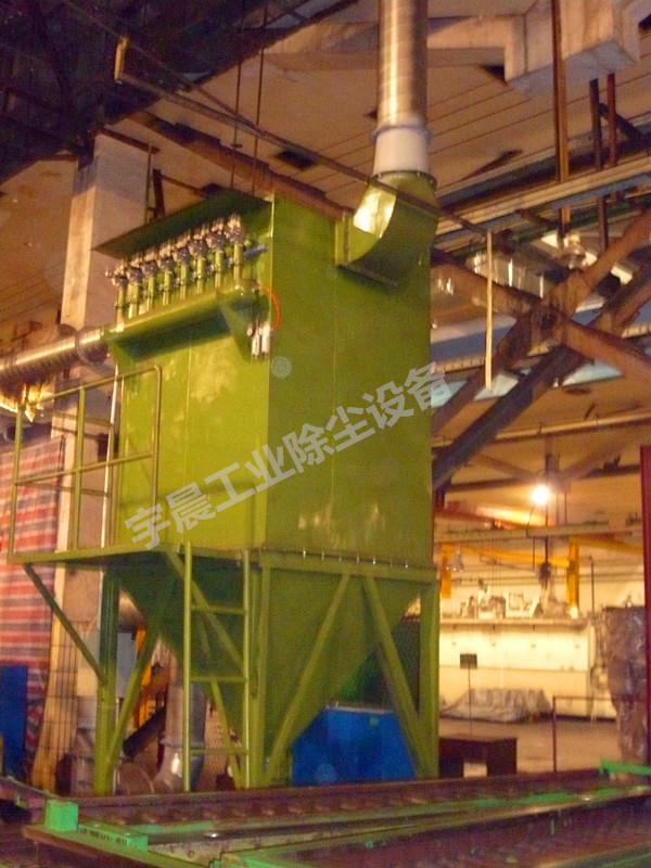 燃煤锅炉各种类型除尘器的介绍