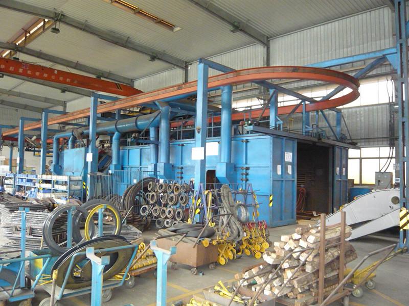 铸造件打磨区用除尘器
