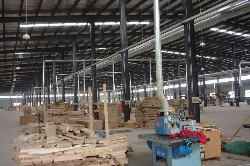 木工厂脉冲袋式除尘器图片