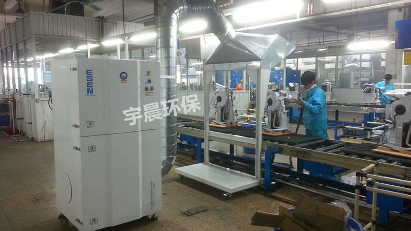 铝件打磨除尘器,铝厂打磨除尘器图片