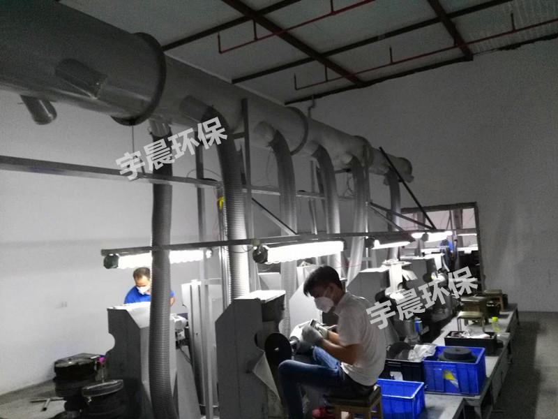 东莞打磨房专用布袋除尘器