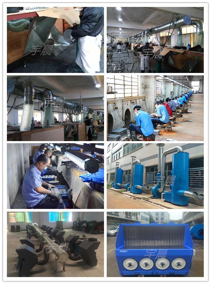 铸造厂打磨除尘器厂家