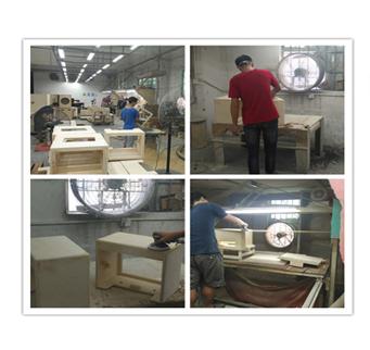 家具打磨除尘器供应商案例图片