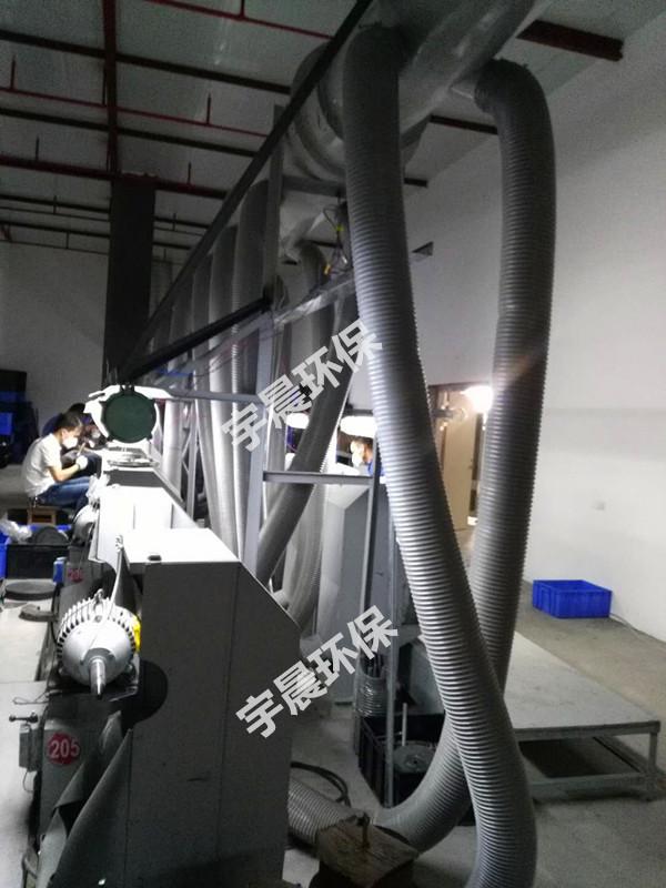 不锈钢除尘器打磨案例图片