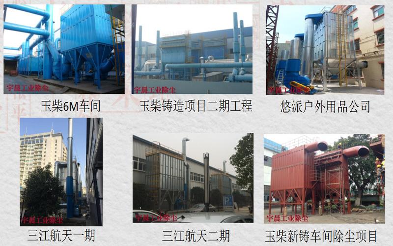 生产除尘器厂家案例图片