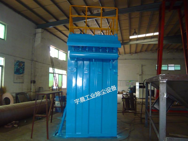 深圳单机袋式除尘器厂家案例图片