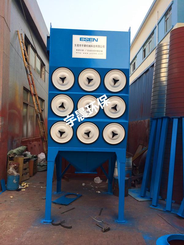 滤筒除尘器厂家供应案例图