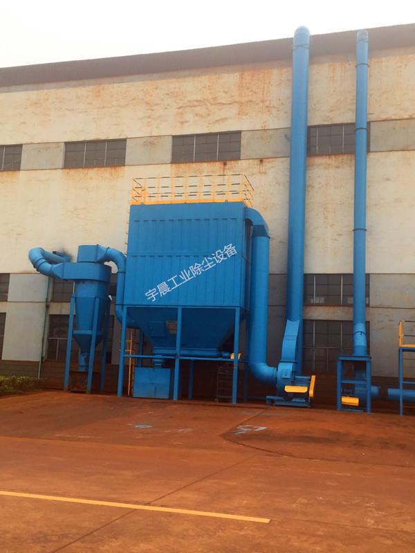矿热炉除尘器厂家型号