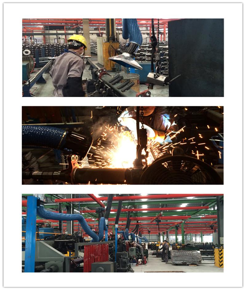烟气除尘器生产厂家案例图片