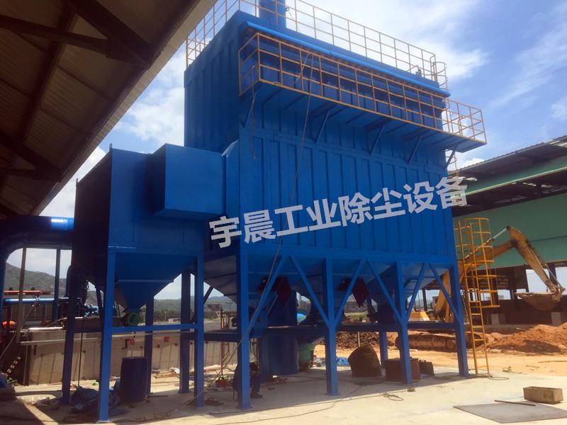 广东脉冲除尘器厂家供应案例图片