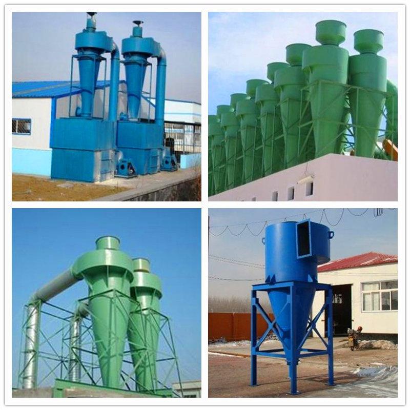 旋风除尘器厂家供应案例图片