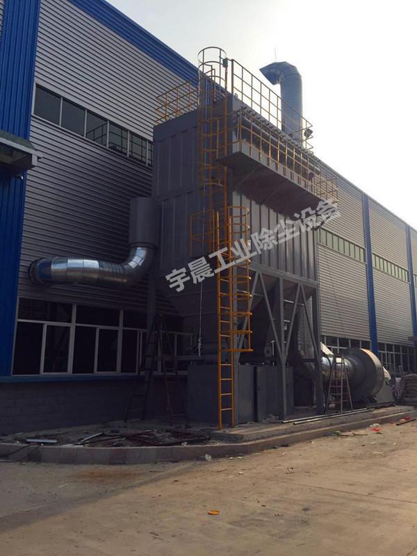 中山布袋除尘器厂家案例图片