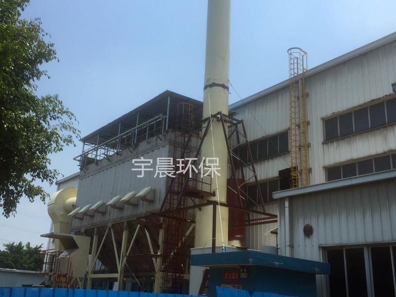 面粉厂脉冲除尘器厂家案例图片