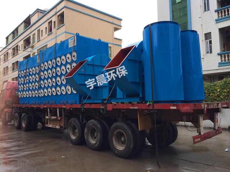 东莞市除尘器设备厂家案例图片