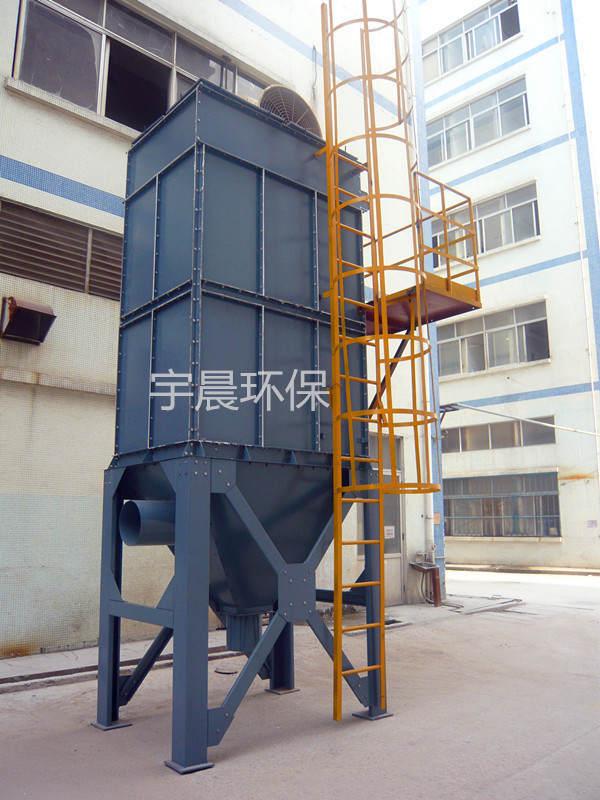 木工車間除塵設備的除塵流程