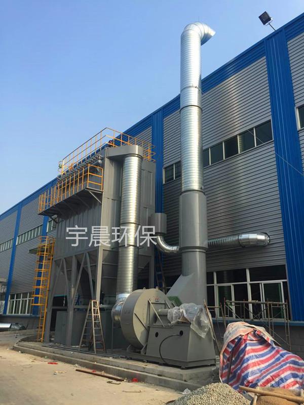 中山专业除尘器厂家案例图片