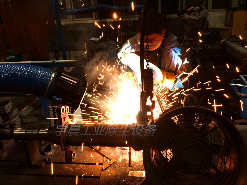 移动式焊接烟尘除尘器
