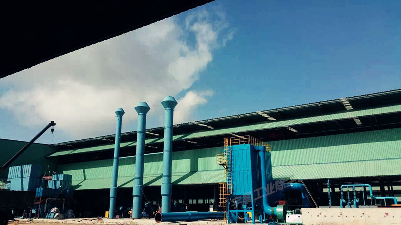 静电除尘器结构图片