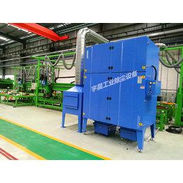 焊烟单机除尘器-YC-DMT组合式