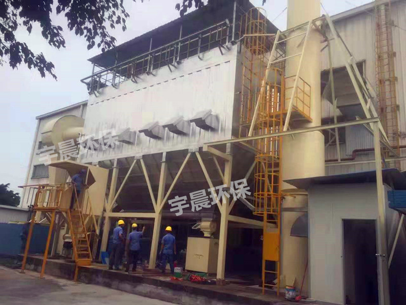 水泥厂布袋除尘器